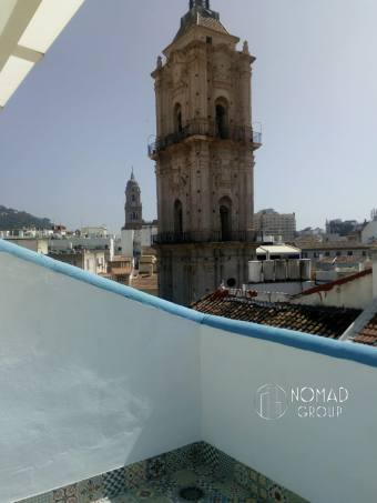 Vender Malaga - Centro Historico de ÁTICO ESPECTACULAR EN EL CENTRO HISTÓRICO 3+2 CON TERRAZA €600.000 - 5