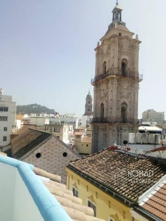 Vender Malaga - Centro Historico de ÁTICO ESPECTACULAR EN EL CENTRO HISTÓRICO 3+2 CON TERRAZA €600.000 - 6