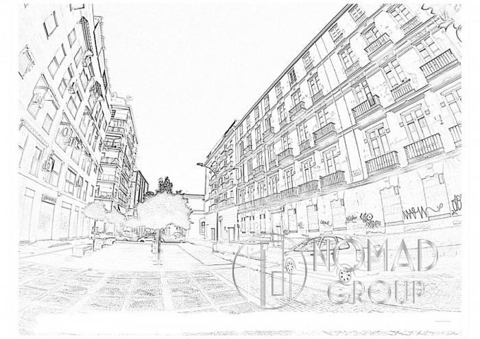 Vender Malaga - Centro Historico de 2 EDIFICIOS EN PLENO CENTRO HISTÓRICO - 2