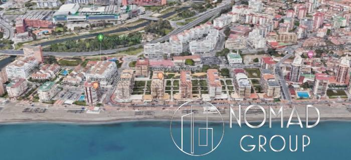 Vender Fuengirola - Paseo maritimo de ¡OPORTUNIDAD DE INVERSIÓN! TRES LOCALES COMERCIALES EN PRIMERA LÍNEA DE PLAYA DE FUENGIROLA - 1