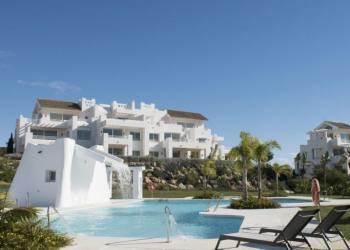 Vender Casares - Alcazaba lagoon de Apartamento de 3 dormitorios en el complejo urbanístico Alcazaba Lagoon, Casares. - 1