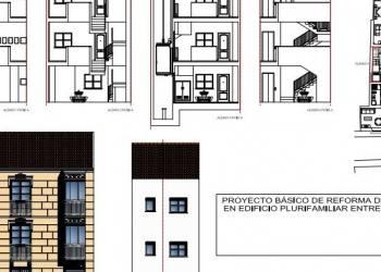 Vender Malaga - Centro de EDIFICIO EN PLENO CENTRO HISTÓRICO DE MÁLAGA - 1