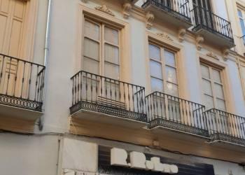 Vender Málaga - Centro Histórico de EDIFICIO PARA REFORMAR EN EL CENTRO HISTÓRICO DE MÁLAGA - 1