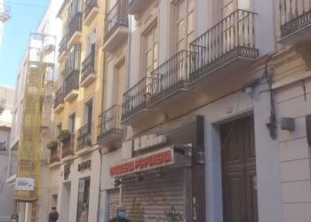 Vender Málaga - Centro Histórico de EDIFICIO PARA REFORMAR EN EL CENTRO HISTÓRICO DE MÁLAGA - 2