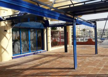 Traspasar, Vender o Alquilar Benalmadena - Puerto marina de SENSACIONAL BAR-RESTAURANTE EN PUERTO MARINA - 1