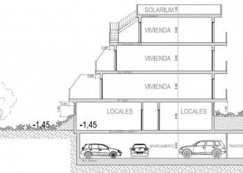 Vender Torremolinos - Torremolinos de PARCELA CON PROYECTO EN TORREMOLINOS - 1
